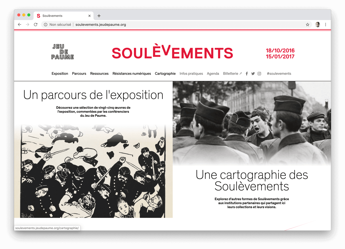 Soulèvements